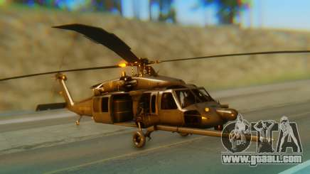 MH-60L Blackhawk for GTA San Andreas