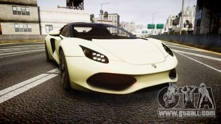 Arrinera Hussarya 2014 [EPM] low quality for GTA 4