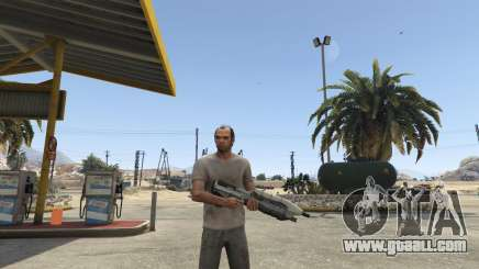 Halo UNSC: Assault Rifle for GTA 5