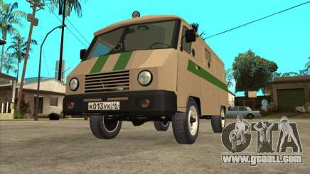 UAZ 1912 DIS Cash machine for GTA San Andreas