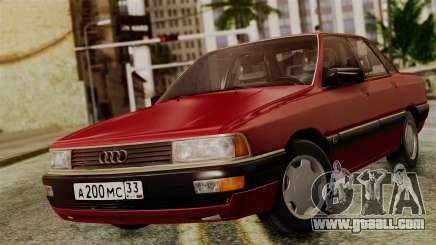 Audi 200 Quattro for GTA San Andreas
