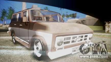 Chevrolet Veraneio for GTA San Andreas