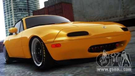 Mazda MX-5 modified [EPM] for GTA 4