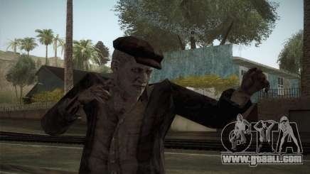 RE4 Don Diego without Hat for GTA San Andreas