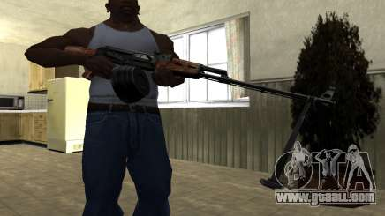 Old MAG for GTA San Andreas