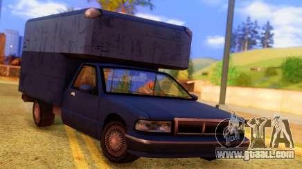 Premier Truck for GTA San Andreas