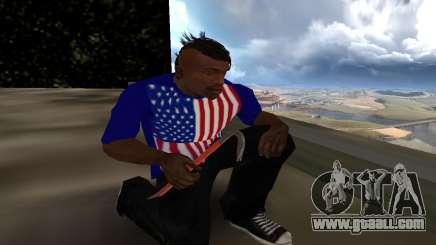 Crowbar from GTA 5 for GTA San Andreas