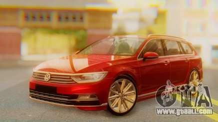 Volkswagen Passat Variant R-Line for GTA San Andreas