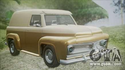 GTA 5 Vapid Slamvan for GTA San Andreas
