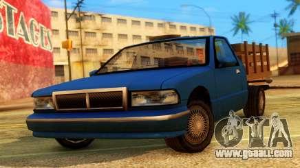 Premier Country Pickup for GTA San Andreas