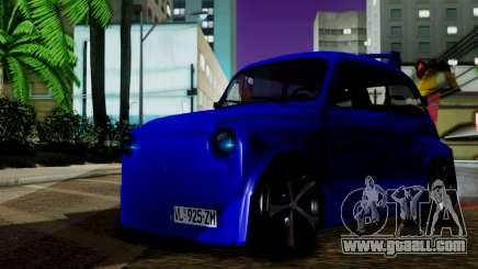 Zastava 750 Tuning for GTA San Andreas