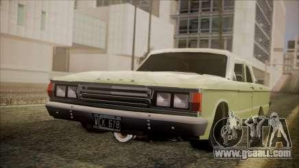 Ford Falcon 3.0 for GTA San Andreas