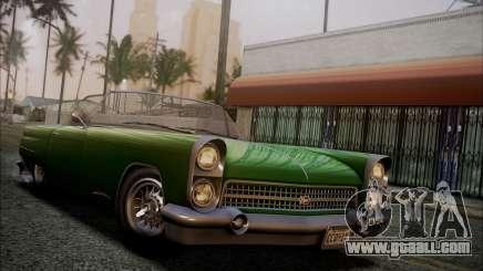 GTA 5 Vapid Peyote IVF for GTA San Andreas