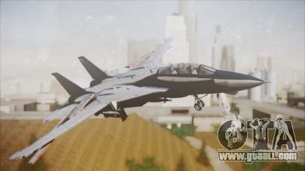 F-14B Bombcat VF-11 Red Rippers for GTA San Andreas