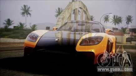 Mazda RX-7 Veilside for GTA San Andreas