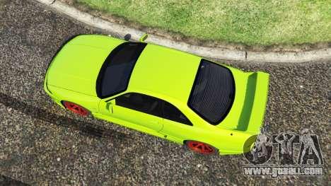 Nissan Skyline BCNR33 [Beta] for GTA 5