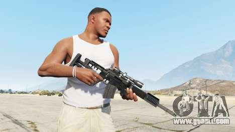 GTA 5 McMillan CS5 second screenshot