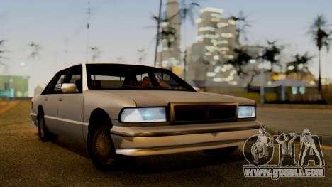 Declasse Premier for GTA San Andreas