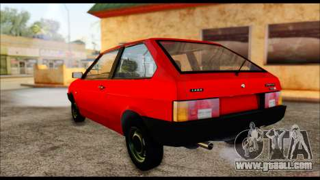 VAZ 2108 Stoke for GTA San Andreas left view