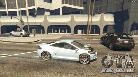 GTA 5 Semi-Realistic Vehicle Physics V 1.6 tenth screenshot