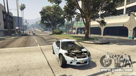 GTA 5 Semi-Realistic Vehicle Physics V 1.6 ninth screenshot