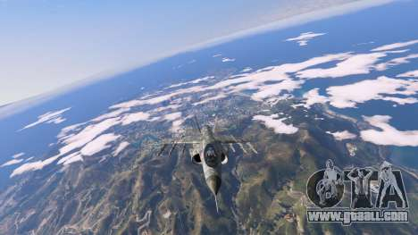 American military coloring for Hydra for GTA 5