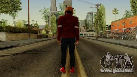 VanossGaming Skin for GTA San Andreas third screenshot