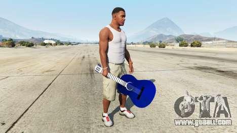 GTA 5 Classical guitar second screenshot
