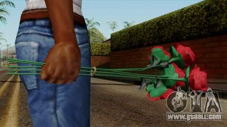 Original HD Flowers for GTA San Andreas third screenshot