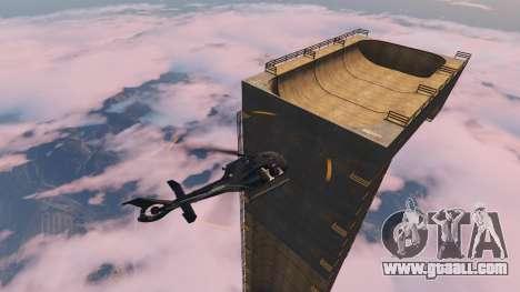 GTA 5 Steep ramp second screenshot