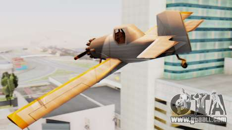 Cropduster Remake for GTA San Andreas left view