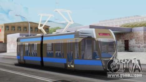 New Tram SF for GTA San Andreas