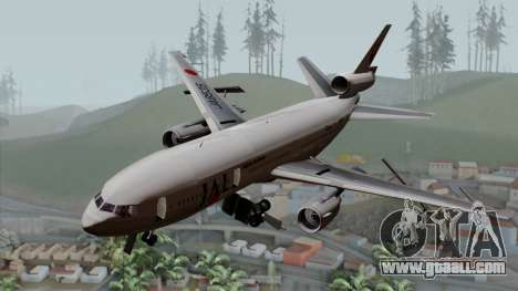 DC-10-30 Japan Airlines for GTA San Andreas