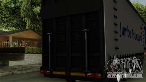 Trailer Krone Profiliner v4 for GTA San Andreas right view