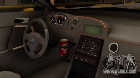 GTA 5 Annis Elegy RH8 SA Style for GTA San Andreas right view