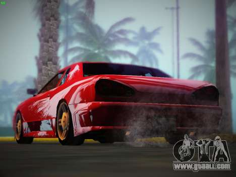 Iceh ENB for GTA San Andreas