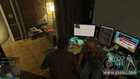 GTA 5 Story Mode Heists [.NET] 0.1.4 ninth screenshot