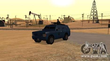 DLC Big Cop and All Previous DLC for GTA San Andreas eleventh screenshot