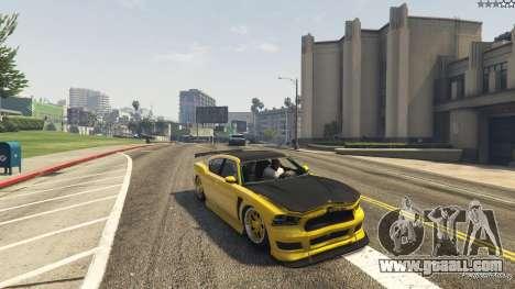GTA 5 Semi-Realistic Vehicle Physics V 1.6 fifth screenshot