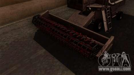 GTA 5 Combine for GTA San Andreas right view