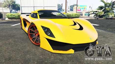 GTA 5 Locking wheels v2.0 third screenshot