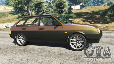 GTA 5 VAZ-21093i left side view