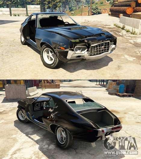 Ford Gran Torino Sport 1972 [Beta] for GTA 5
