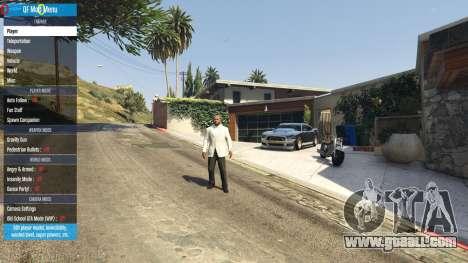 GTA 5 QF Mod Menu 0.3 third screenshot