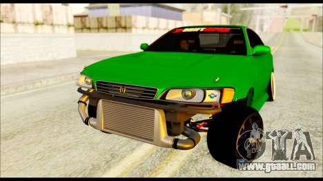 Toyota Mark 2 90 Stock for GTA San Andreas left view