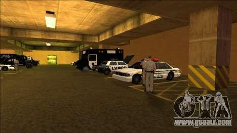 DLC Big Cop and All Previous DLC for GTA San Andreas sixth screenshot