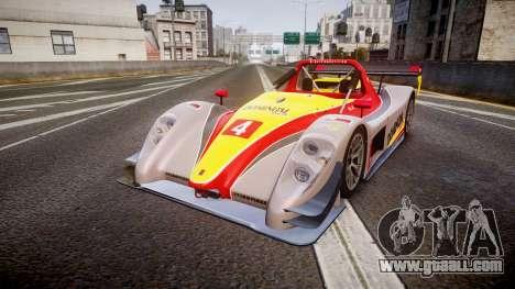Radical SR8 RX 2011 [4] for GTA 4