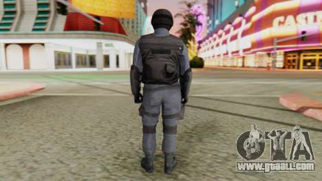 [GTA 5] SWAT for GTA San Andreas third screenshot