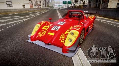 Radical SR8 RX 2011 [16] for GTA 4