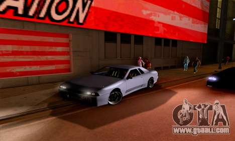 Realistic ENB for Medium PC for GTA San Andreas forth screenshot